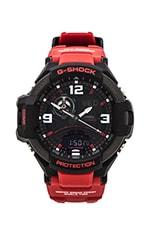 GA1000-4B Gravity Master in Red & Black