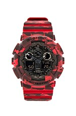 GA-100 Camouflage in Red Camo