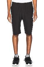 <DEPRECATED> Champion Reverse Weave Bermuda Short in Black