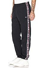 Champion Elastic Cuff Pants in Black