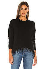 Central Park West Firenze Sweater in Black