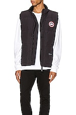 Canada Goose Freestyle Crew Vest in Navy