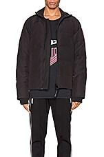 Canada Goose Woolford Jacket in Black