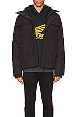 Canada Goose Forester Jacket in Black