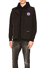 Canada Goose Freestyle Crew Vest in Black