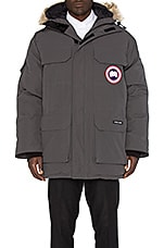 Canada Goose Expedition Parka in Graphite
