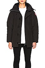 Canada Goose Chateau Non Fur Parka in Black