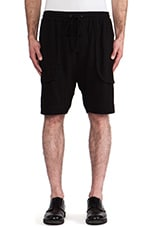Crate Short in Black
