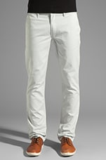 Slim Chino in Light Grey
