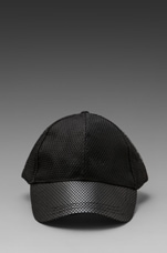 CM Cap Net in Black