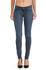 Cheap Monday Slim Jean in Black Muted