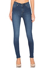 JEAN SKINNY HIGH SPRAY