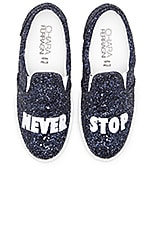 SNEAKERS SLIP-ON NEVER STOP