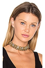 Dazed Choker in Gold