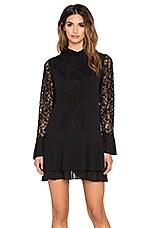 Chloe Oliver Daring Diva Dress in Black