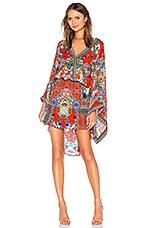 Camilla Kimono Dress in Found In Translation