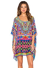 Short Round Neck Kaftan en Spirit Of Ruh