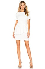 Cinq a Sept Fontaine Dress in Ivory