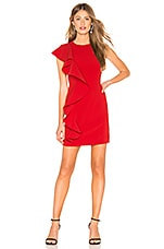 Cinq a Sept Kimberlin Dress in Brick