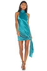 Cinq a Sept Denise Dress in Pacific Blue