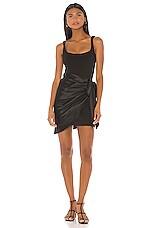 Cinq a Sept Waverly Dress in Black