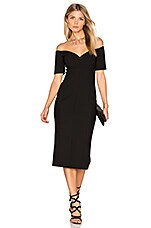 Cinq a Sept Birch Dress in Black