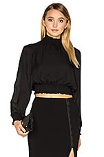Hera Blouse in Black