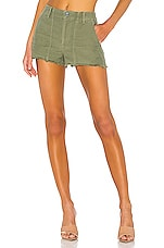 Citizens of Humanity Meghan Short in Combat Green