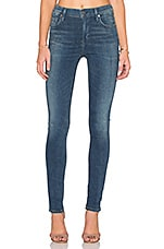 SCULPT Rocket High Rise Skinny in Eden
