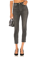 Citizens of Humanity Olivia High Rise Slim in Wren