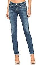 Citizens of Humanity Racer Low Rise Skinny in Caspian