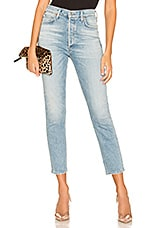 Citizens of Humanity Olivia Crop High Rise Slim in Renew