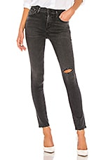 Citizens of Humanity Rocket Mid Rise Skinny in Lithe