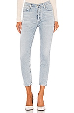 Citizens of Humanity Olivia High Rise Slim in Imagine