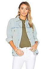 Boyfriend Jacket in Jasper