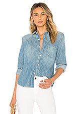 Citizens of Humanity Cambria Denim Shirt in Cambria