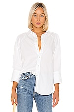 Citizens of Humanity Sybil Shirt in White