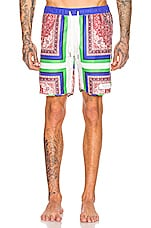 Civil Regime Presley Swim Short in Multi