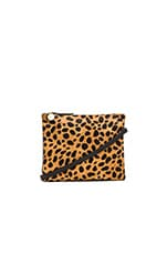 Double Sac Bretelle in Leopard