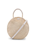 Alice Bag in Cream Woven