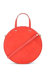 Clare V. Petit Alistair Bag in Poppy
