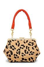 Clare V. Le Box Bag in Cat Hair