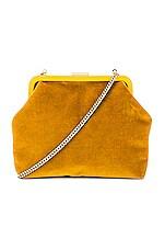 Clare V. Flore Bag in Goldenrod