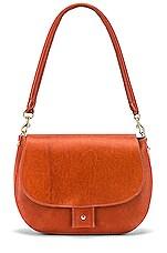 Clare V. Herieth Bag in Sienna