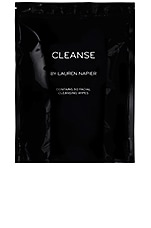 CLEANSE by LAUREN NAPIER The Abundance Facial Cleansing Wipes in Neutral