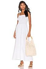 Cleobella X REVOVLE Camille Jumpsuit in White