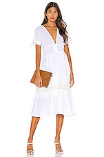Cleobella Claire Dress in White