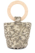 Cleobella Tanner Party Bag in Ivory