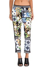 Greek Tiles Pant in Multi