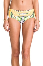 Banana Scarf Bathing Suit Bottom in Multi